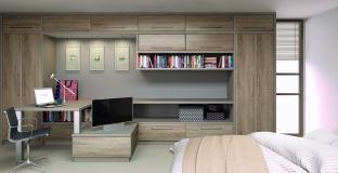 Ashford Sonoma Natural Oak Bedroom Furniture Tyrone Mid Ulster NI