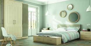 Broadway Matt Mussel, Matt Olive Bedroom Furniture Tyrone Mid Ulster NI