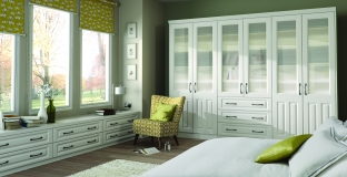 Milano Super White Ash Bedroom Furniture Tyrone Mid Ulster NI