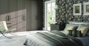 Tullymore Matt Stone Grey Bedroom Furniture Tyrone Mid Ulster NI